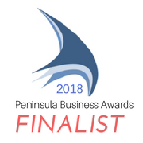 Mornington Peninsula Business Awards Finalist Logo